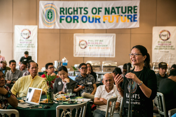 Church, green groups to press for 'rights of nature' law