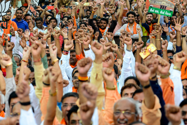 Dilemma for Indian Church as idea of Hindu nationhood grows