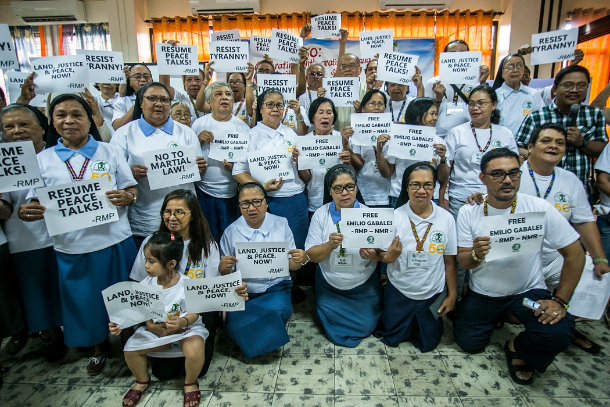 Philippines' rural missionaries mark 50 years of service