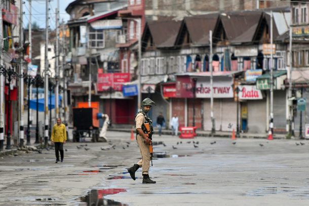 'Caged' Kashmiris ask: 'Where is the world?'