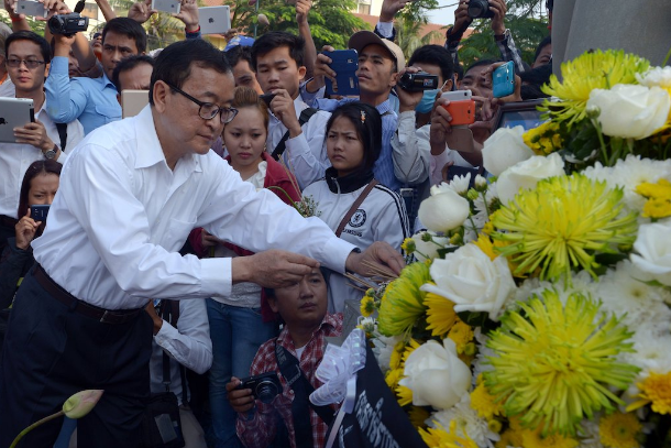 Is Sam Rainsy serious this time?