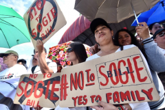 Catholic students stand firm in support of gays, lesbians