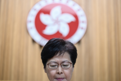 Carrie Lam has blood on her hands