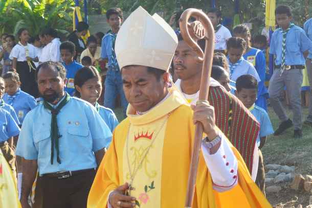 Timor-Leste's first archbishop aims to unite faithful