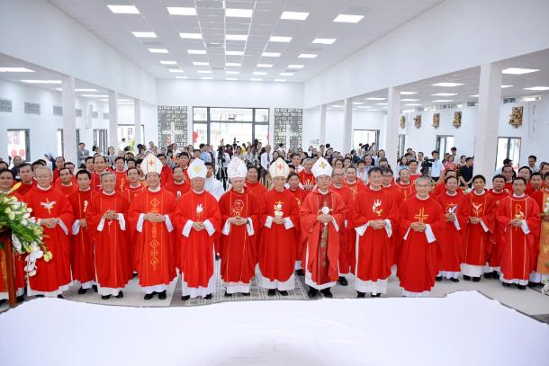 New headquarters for Vietnam's Catholic university