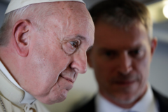 Pope Francis advises Jesuits on unity and reconciliation