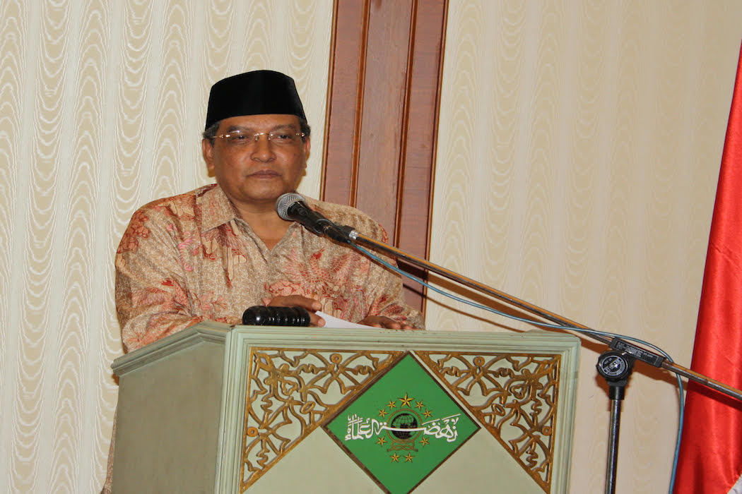 Indonesian Muslims elected co-presidents at Religions for Peace