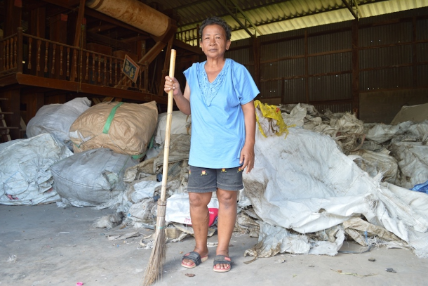 Western waste sickens Thai villagers