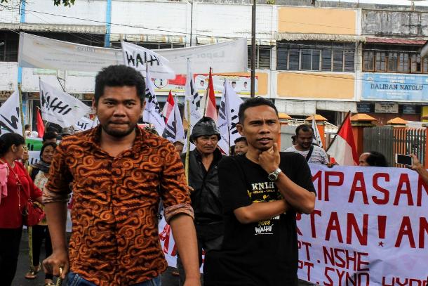 Police probe death of Indonesian environmentalist