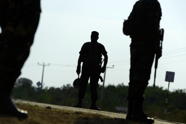 Malaysian police target Tamil Tiger sympathizers