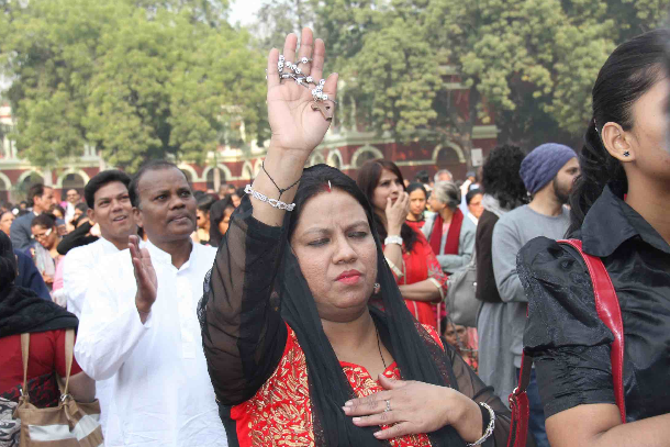 Hindu reconversion drive troubles church leaders in southern India