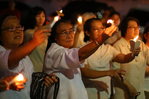 Philippines tags church, aid groups as 'communist fronts'