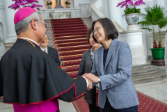 Thanks for everything, Taiwan tells missionaries