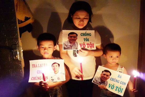 Vietnam jails Catholic activist over Facebook posts