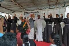 Rape-fighting Kerala nuns demand justice for minor victims