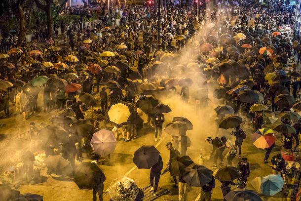 International concern seen in US bill on Hong Kong