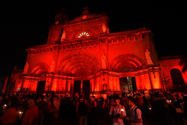 Persecuted Christians remembered on 'Red Wednesday'