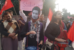 'Red Revolution': Student protest sweeps Pakistan