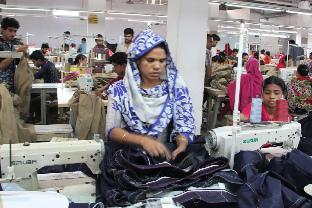 Hard times for Bangladeshi garment workers
