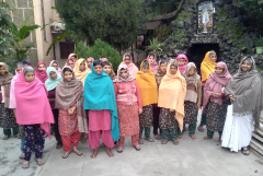 Church-run shelter a ray of hope for women on India-Pakistan border