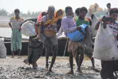 Double slap for Rohingya refugees at year-end
