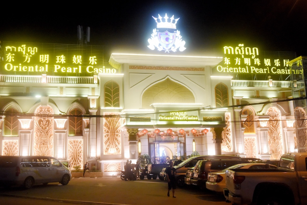 Casino workers take on Cambodia's richest man