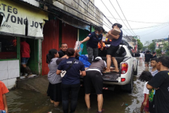 Death toll in Jakarta New Year floods hits 60