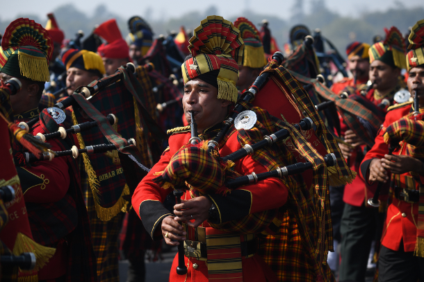 India dropping Republic Day hymn upsets Christian leaders