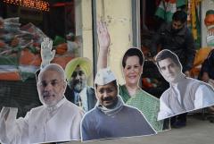 BJP wooing Christians, linguistic minorities for Delhi polls