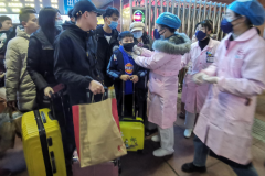 Chinese churches suspend Masses as deadly coronavirus spreads