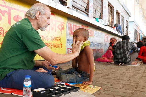 Saving Bangladeshi children from drug addiction