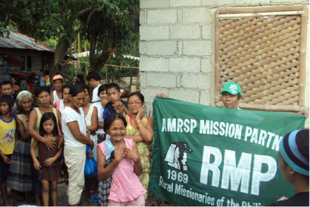 Philippines freezes bank accounts of rural missionaries