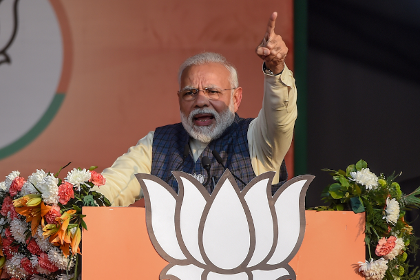 Stakes high for Modi in Delhi polls