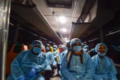 Catholic health workers battle virus fears in Bangladesh