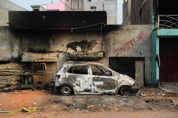 Clashes over Indian citizenship law kill at least 20