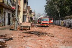 Indian Christians slam Delhi communal violence