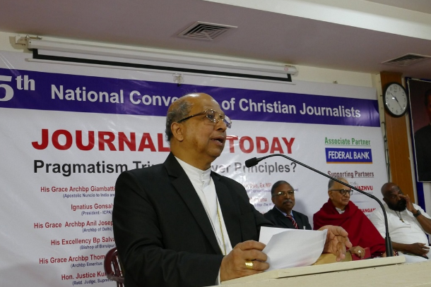 Indian Church calls on Christian journalists to stand for truth