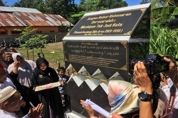 Aceh remembrance festival marks military atrocities
