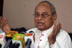 Sri Lankan cardinal prepared to launch protests
