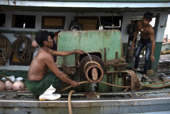 Thailand under fire again for labor abuses