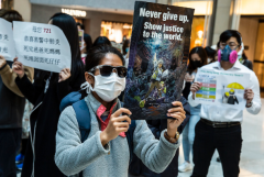 Hong Kong people skeptical about probe into police brutality