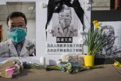 China exonerates Covid-19 whistleblower but ignores 'grave crime'