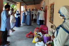 Isolation ends for Missionaries of Charity in Jharkhand