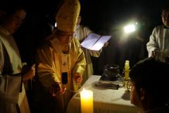 Korean cardinal finds 'hidden blessing' in pandemic