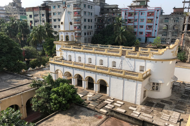 The last guardian of Dhaka's Armenian heritage