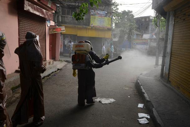 Churches in northeast India offer quarantine facilities