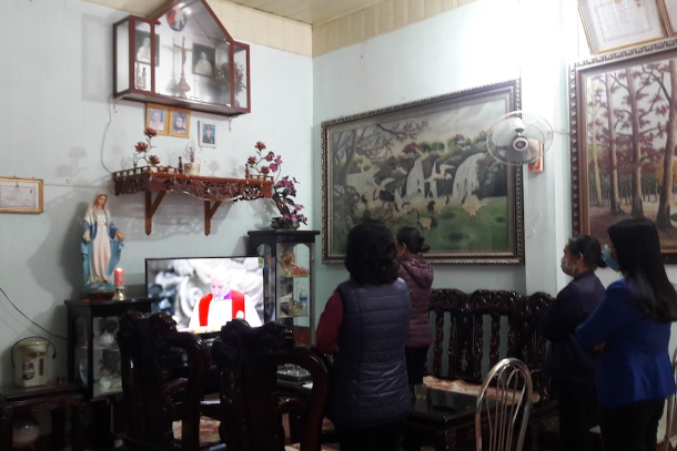 Vietnamese Catholics urged to increase faith practices after Covid-19