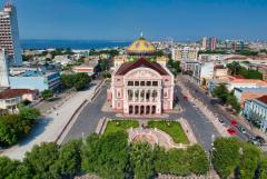Amazon priest uses Zoom for Spanish wake