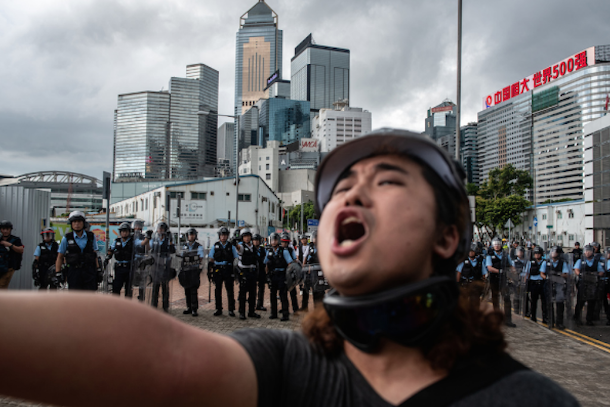 The end of Hong Kong is being prepared