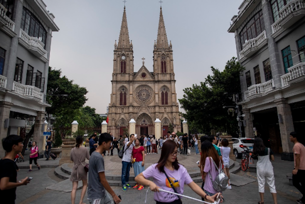 Sinicization means a hostile takeover of China Church